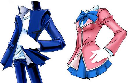 GX Jaden Yuki Uniform Men/'s Adult Free Shipping Cosplay Costume Yu-Gi-Oh