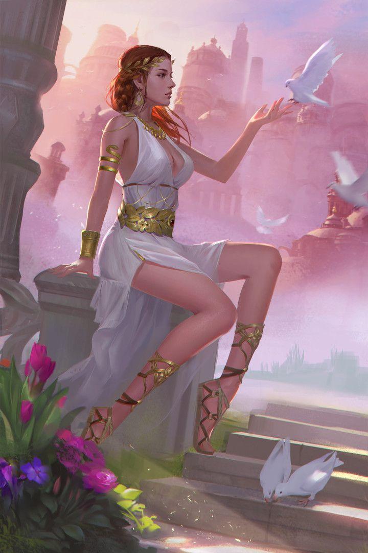 Красивые картинки афродита