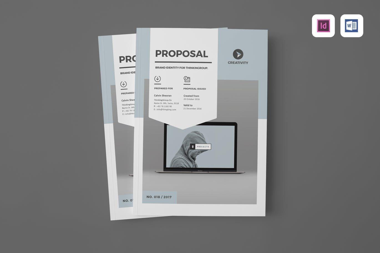 Proposal by LeafLove on Envato Elements Proposal