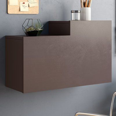 chaves wall mount corner desk projects floating desk desk rh pinterest com