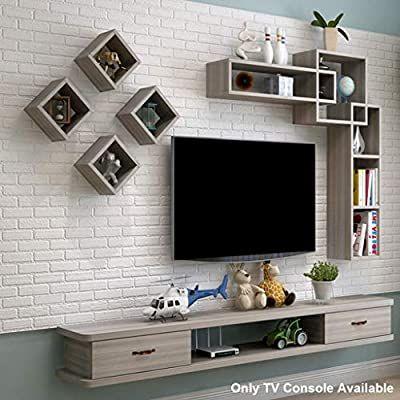 Tv Unit Interior Design, Cable Box Storage Cabinet