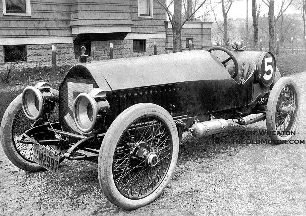 1914 Chalmers race car | Race cars, Vintage race car, Antique cars