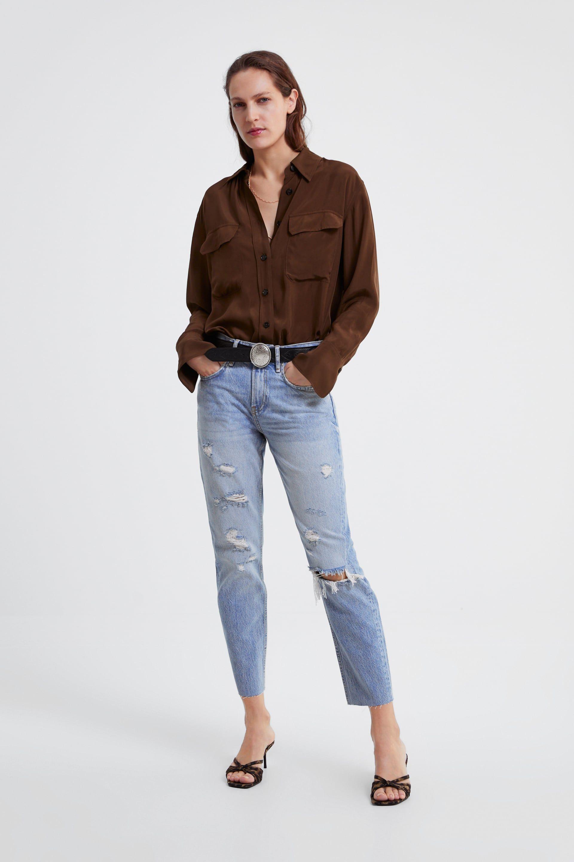 8b99c459 Zw premium cigarette jeans in sunrise blue in 2019 | Denim Dreams ...