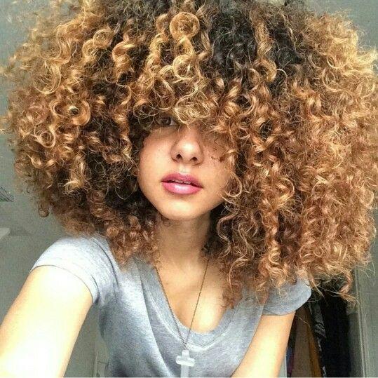 fro girl ginny uk fav curly