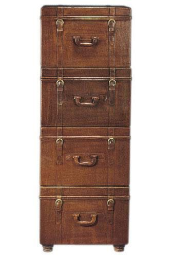 leather suitcase file cabinets traveling companions filing rh pinterest com