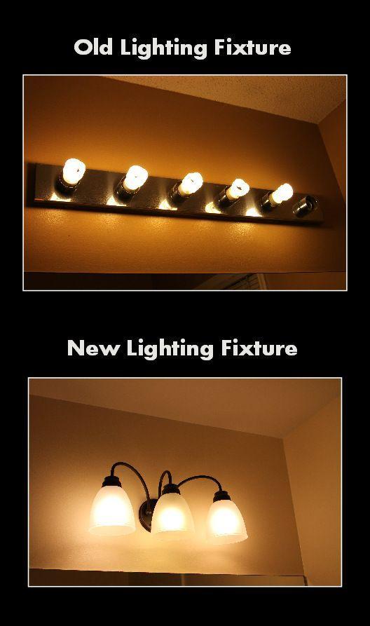 55 Bathroom Lighting Ideas For Every Design Style | Bathroom ...