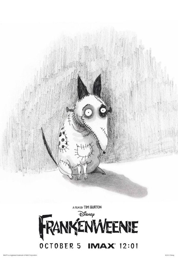 Frankenweenie Tim Burton Art Tim Burton Drawings Tim Burton Sketches