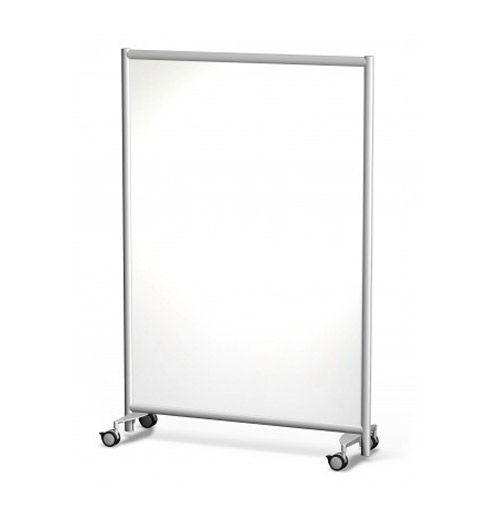 Mobile Whiteboard Wall Used To Separate Meeting Or Spaces White Board Office Space Design Mobile Whiteboard