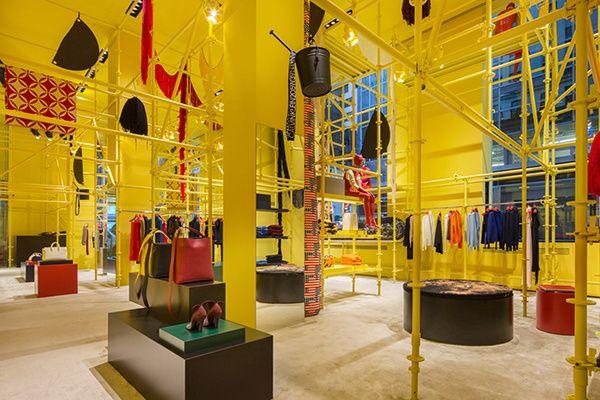 Nueva tienda de Calvin Klein en Manhattan 7167a377ce9