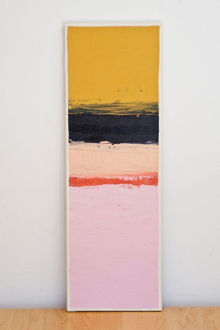 Color Block Series 29 Acrylic Original Painting 52 00 Via
