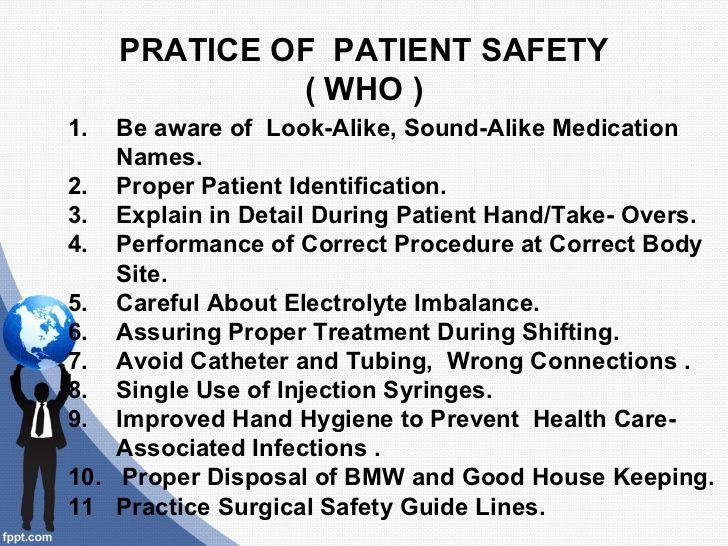 patient safety ppt에 대한 이미지 검색결과