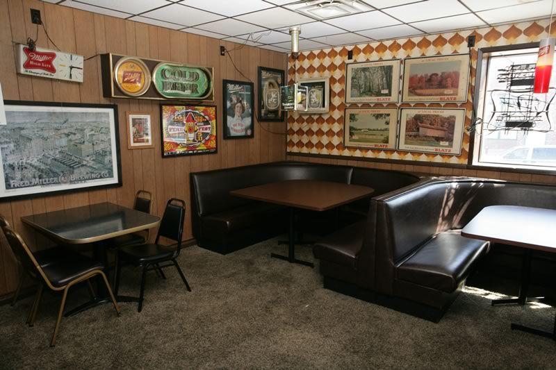 Another corner of the Highlife LoungeFalse Nostalgia