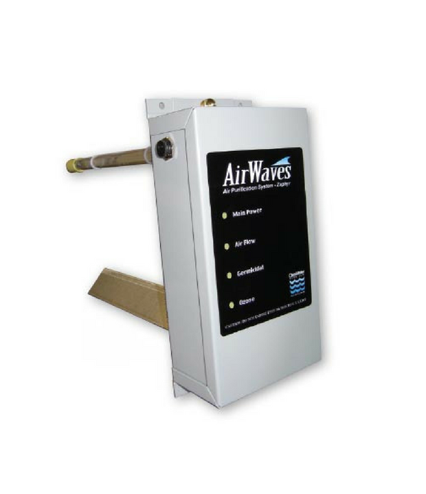AirWaves Room Air Purifier Air purifier, Smoke damage