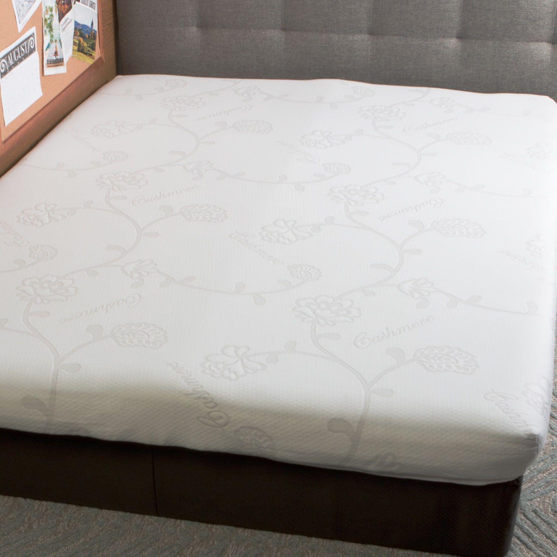 innerspace 45inch luxury rv gelinfused memory foam mattress