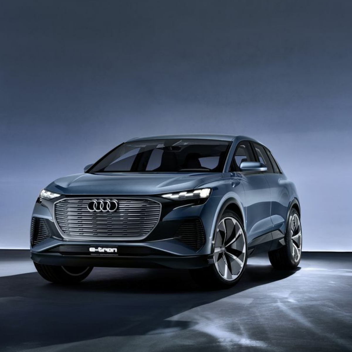 Audi Comes Up With Small Electric Q4 E-Tron SUV With 280