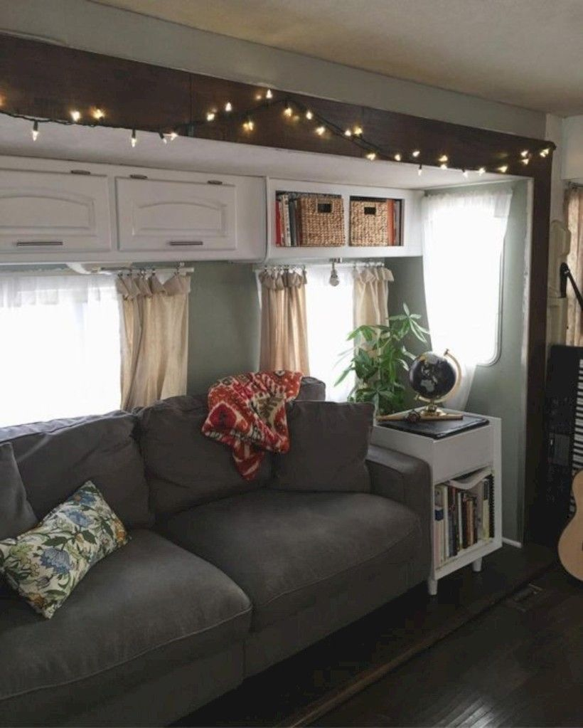 30 creative rv remodel ideas to christmas for your inspirations rv rh pinterest com