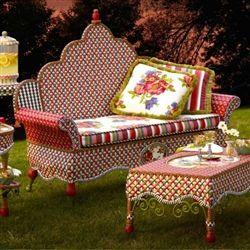 Mackenzie Childs Furniture Decor Mackenzie Childs Courtly