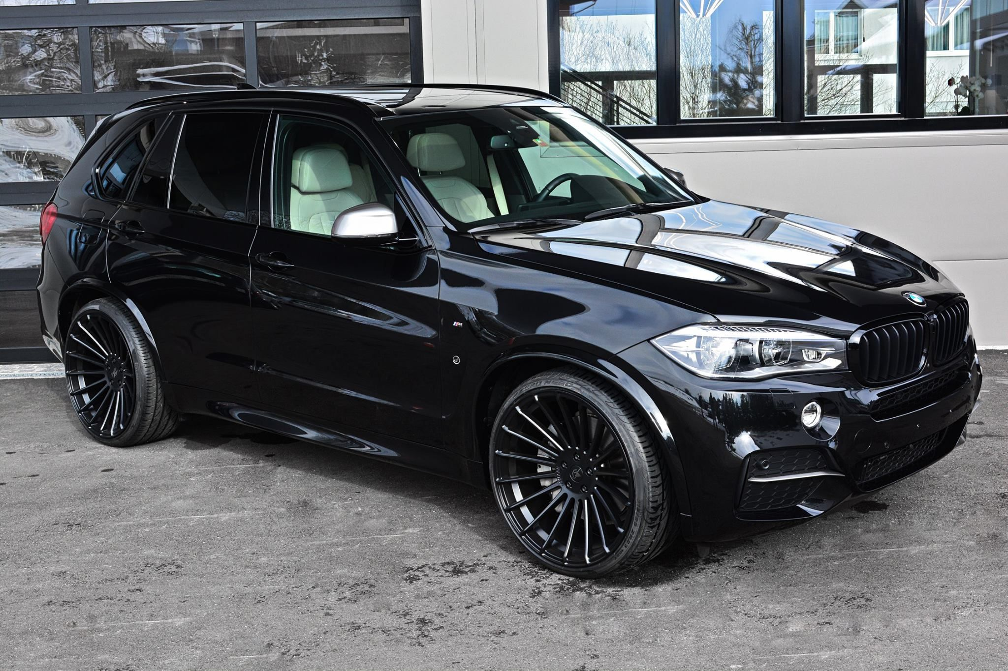Hamann Bmw X5 M50d With 430 Hp With Images Bmw Suv Bmw X5 M