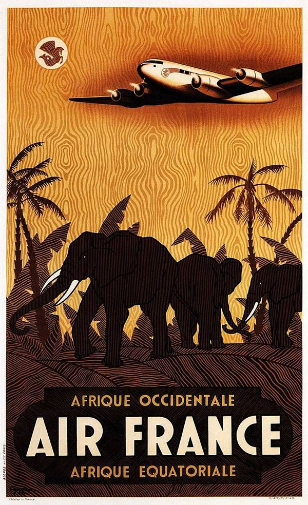 Afrique occidentale | Air France