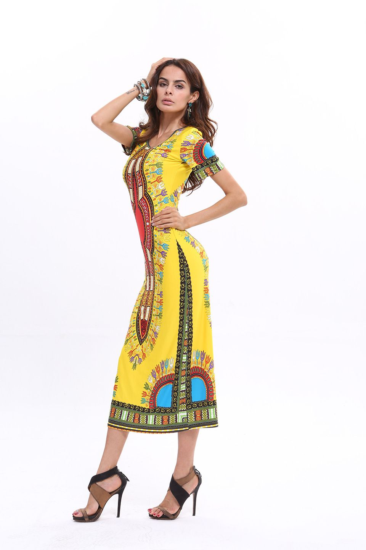 vestidos africanos elegantes - Buscar con Google   roupa   Pinterest ...