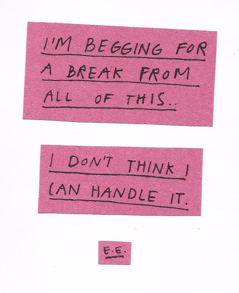 pinterest: @ninabubblygum | sadness. | Pinterest | Oc, Feelings ...