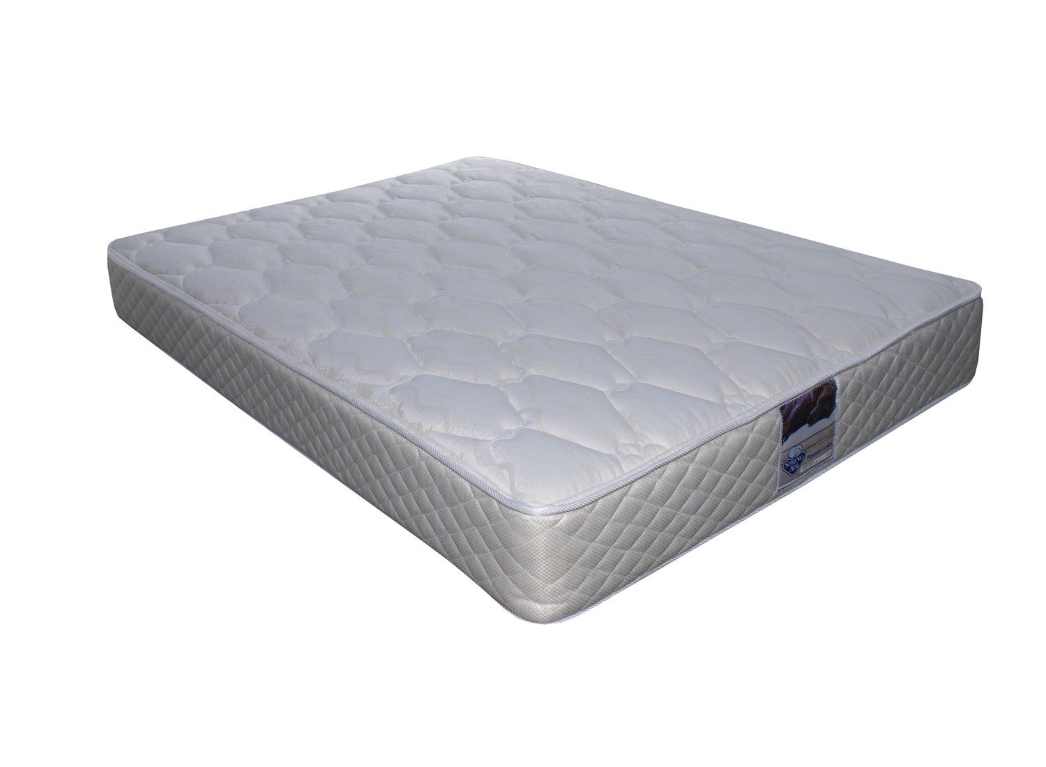 Spring air back supporter mattress costco spring air for Spring air mattress