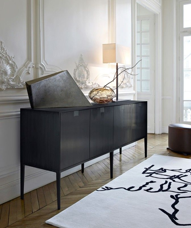 Contemporary Home Style By B B Italia: Maxalto B&B Italia Alcor Sideboards