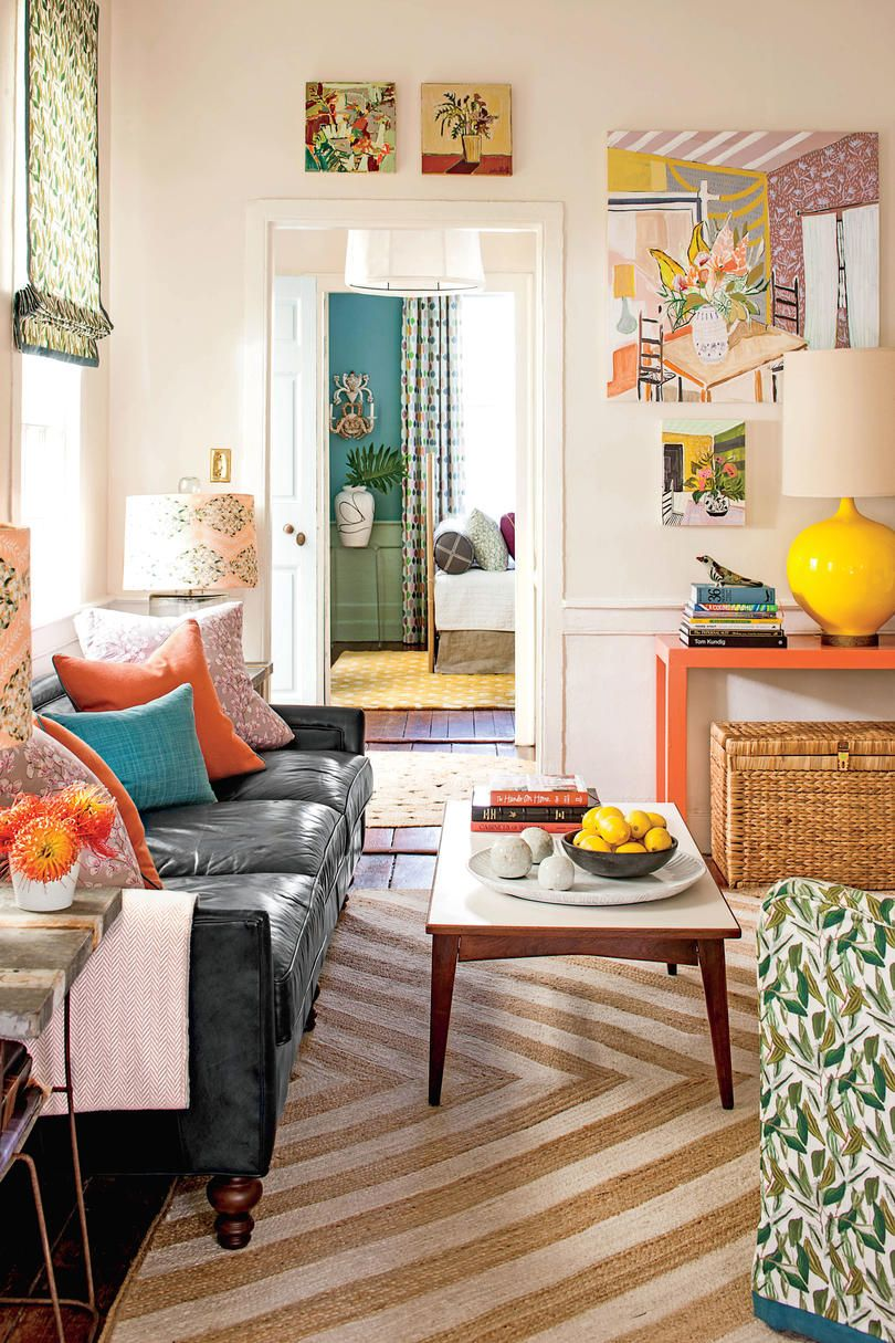 Room Our Best Small Space Decorating Tricks