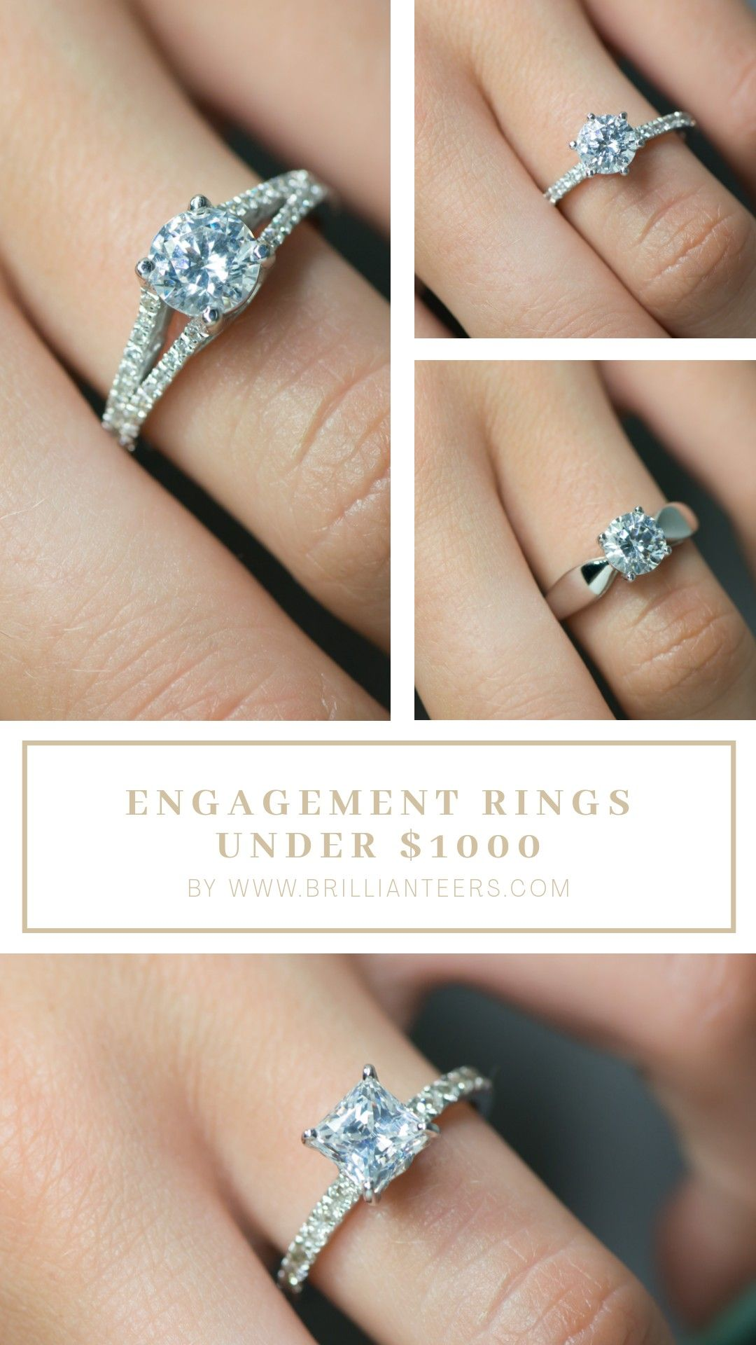 54 Budget Friendly Engagement Rings Under 1000 Wedding Forward Engagement Rings Affordable Engagement Rings Under 1000 Cheap Wedding Rings Engagement