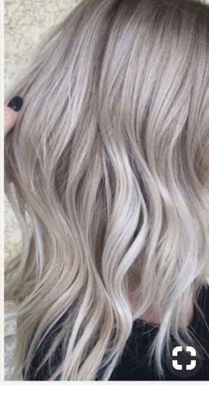 Toner for light ash blonde hair