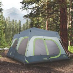 Coleman® 10-person Instant Cabin Tent... Great tent! We only & Coleman® 10-person Instant Cabin Tent... Great tent! We only have ...