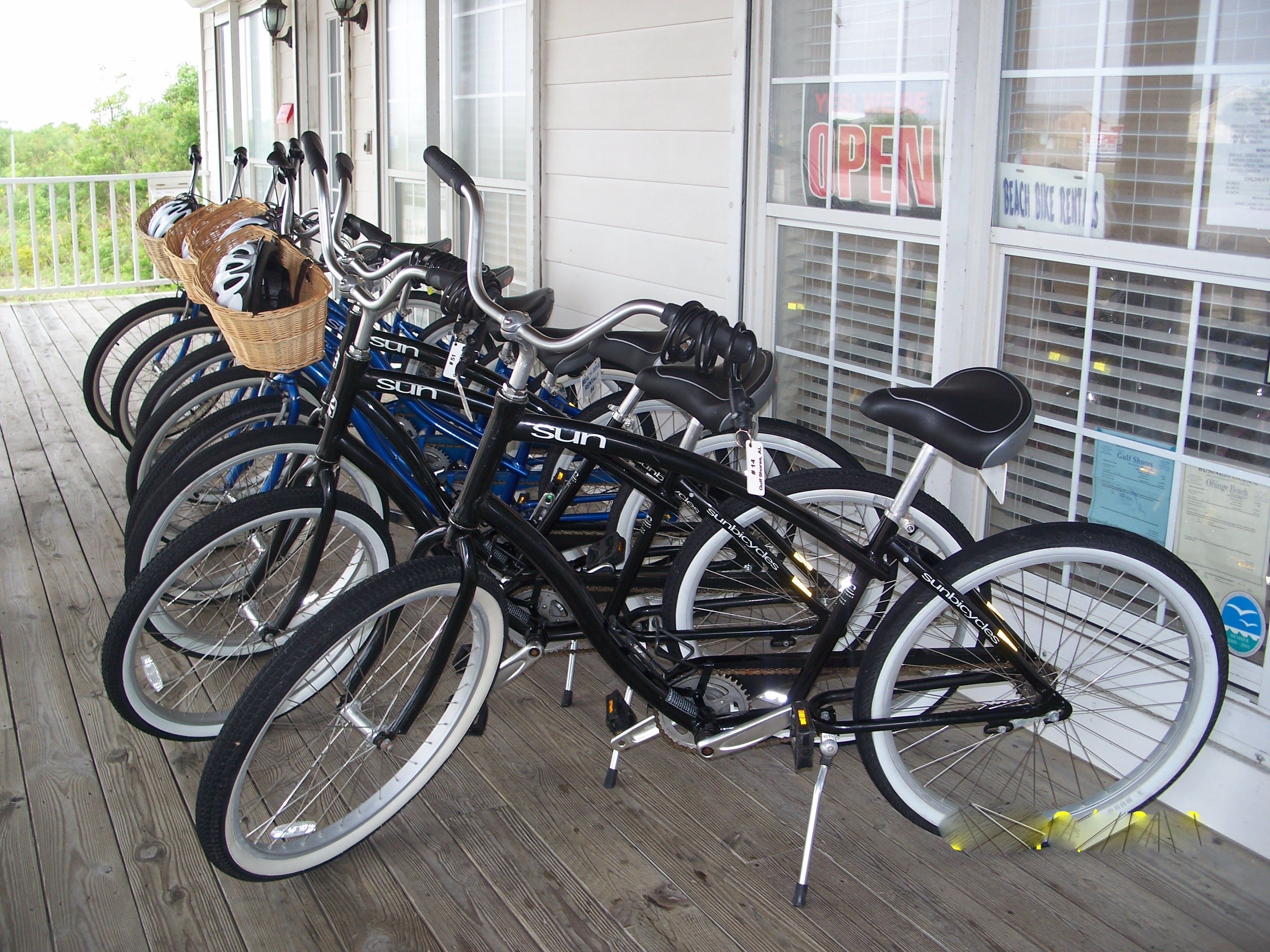 Beach bike rentals gulf shores al bike rental beach