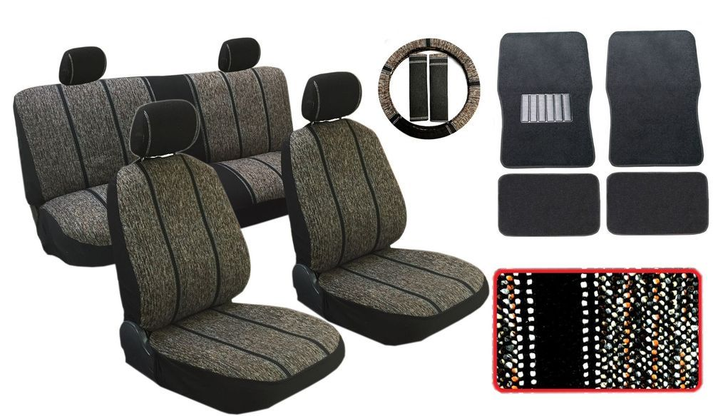 50 50 Bench Seat Covers