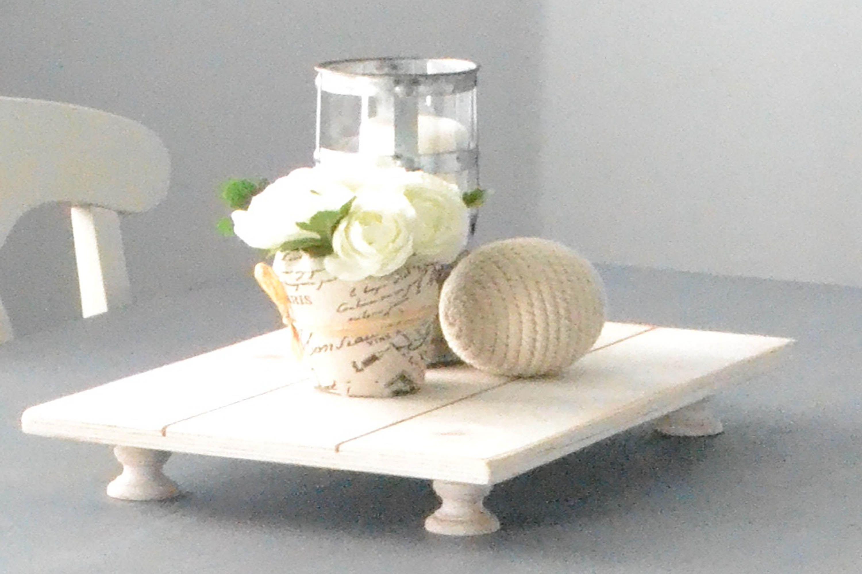 DIY Home Decor Insanely Easy Centerpiece