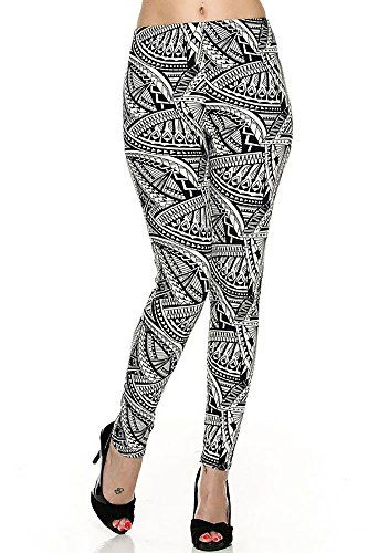 World of Leggings® Plus Size Fashion Leggings - Brushed Tribal OSPlus World of Leggings http://www.amazon.com/dp/B01BO0D8OO/ref=cm_sw_r_pi_dp_yJM3wb07BNN26