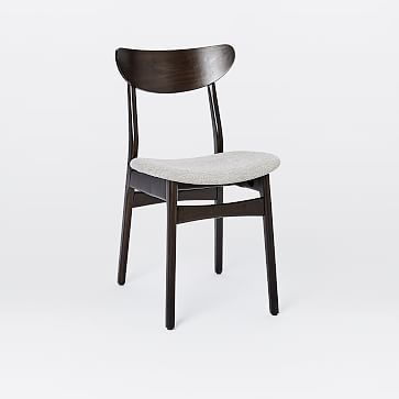 west elm classic caf upholstered dining chair products dining rh pinterest com