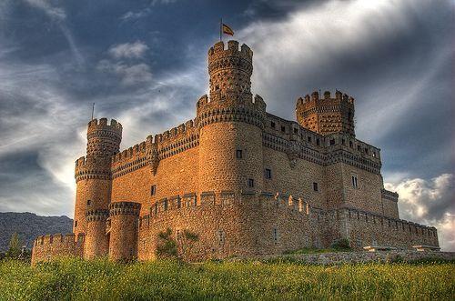 Manzanares el Real Castle, Madrid