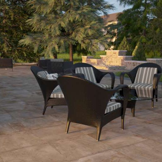 this amazing new 2cm paver porcelain tile from del conca usa is rh pinterest com