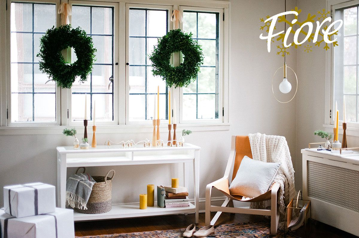 Los adornos minimalistas están en boga diy decoraciones de
