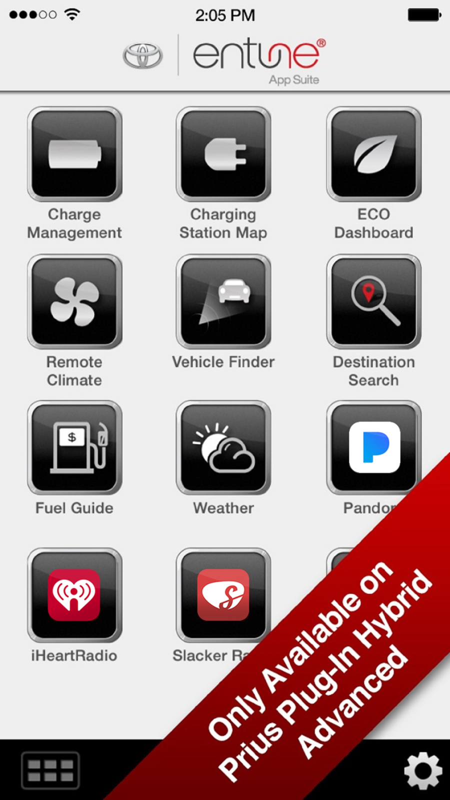 Toyota Entune iosLifestyleappapps Lifestyle apps