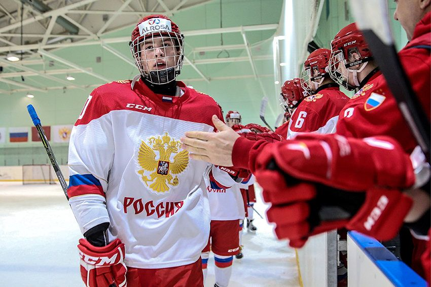 Interview With Young Phenom Andrei Svechnikov Young