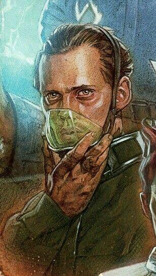 This Is So Gorgeous Bill Skarsgard In Deadpool 2 Zeitgeist Bill Skarsgard Marvel Deadpool