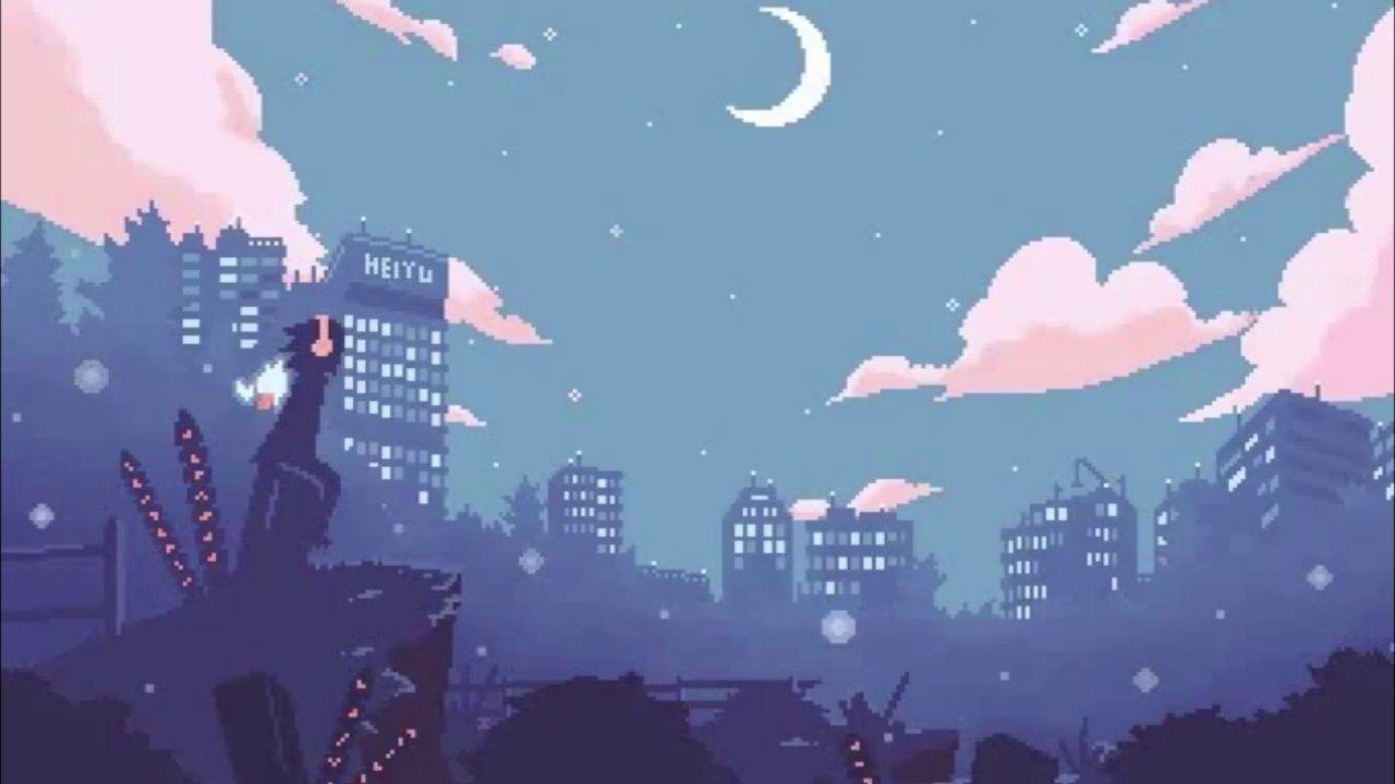 Gif Wallpaper Aesthetic 3d Wallpapers Anime Wallpaper Live Landscape Wallpaper Pixel Art Background