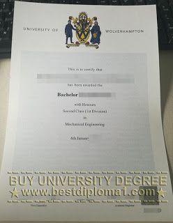 University Of Wolverhampton Best Diploma Buy Uow Degree With
