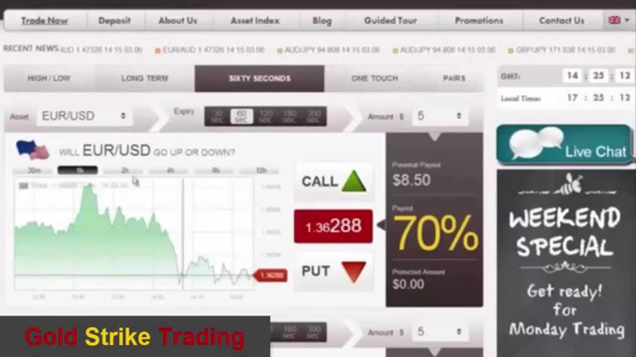 Binary trading options autopilot binary options traders insight
