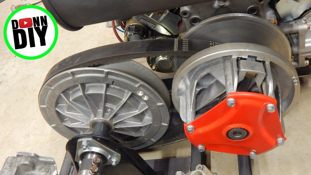 Buran Safari CVT Tracked Amphibious Vehicle Build Ep. 11