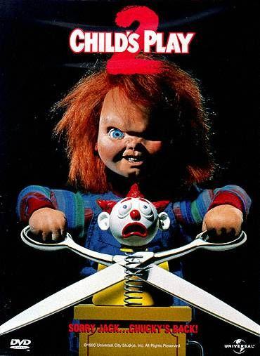 Child S Play 2 Chucky Peliculas De Terror Juegos Para Niños