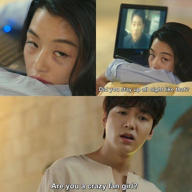 Can You Blame Her Though It S So Ji Sub On The Screen Korean