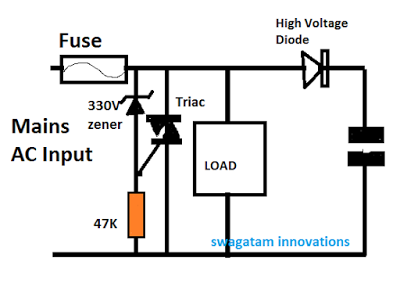 In This Post We Learn About A Simple Surge Voltage Protector Circuit Using A Fuse And A Triac Crowbar Circuit And Also Circuit Projects Circuit Circuit Design