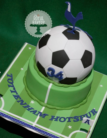 The Perfect Spherical Cake Takes A Bit Of Work But With The Right Baking Pan A Few Tips And The Right Tools Yo Soccer Cake Football Cake Sports Themed Cakes